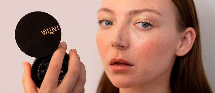 5 minutin INIKA meikki